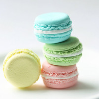 Food Jewelry - French Macaron Ring (Candy Drop Series) - Pastel Colours - Gift Under 25