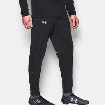 Under Armour Mens UA Challenger Knit Warm-Up Soccer Pants Men's 1277770