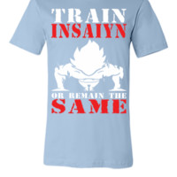 train insaiyn - Unisex T-shirt