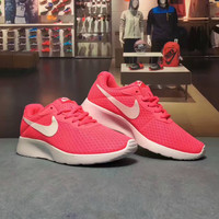 """NIKE TANJUN"" Fashion Casual Net Surface Breathable Sneakers Women Running Shoes"