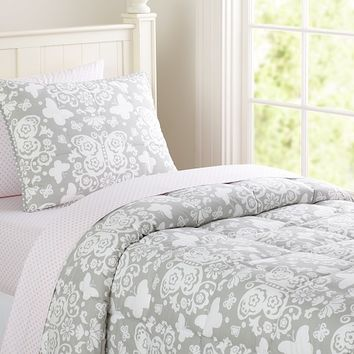 Butterfly Loft Quilted Bedding