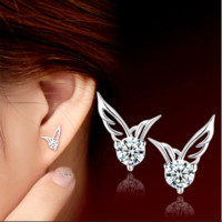 Guardian Angel Earrings. Free Shipping!