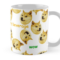 Internet Meme - Doge - Doge So Caffeine
