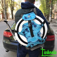 Electric unicycle backpack for 10-14 inch single wheel MCM5 Ninebot A1 S2 IPS I5 GT14 universal unicycle backpack