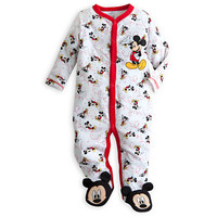 Mickey Mouse Coverall for Baby