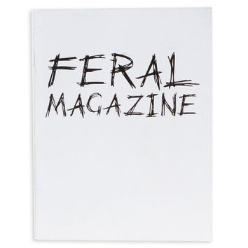 Feral Issue 1 Magazine
