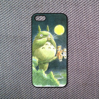 My Neighbor Totoro iPhone 5C case iPhone 5S case iPhone 5 case iPhone 4/4S case Blackberry Z10 case Blackberry Q10 case Htc one m8 case