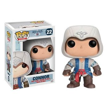 Assassin's Creed Connor Pop! Vinyl Figure