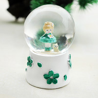 Home Decor Lovely Lights Decoration Baby Crystal Ball [6281698182]