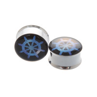 Galaxy Helm Plugs 2 Pack