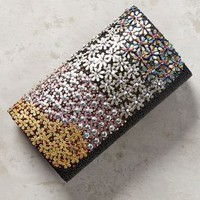 Amaranta Clutch by Anthropologie in Black Motif Size: One Size Clutches