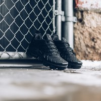 kuyou Nike Air VaporMax Plus - Triple Black