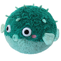 Squishable Teal Pufferfish