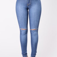 Canopy Jeans - Medium Wash