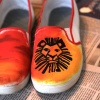 Customized Shoes Disney Logo TV show by Jniems117 on Etsy