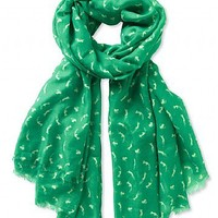 Women's Squirrel Scarf from Crew Clothing