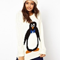 ASOS Penguin Jumper at asos.com