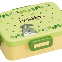 Bento: Studio Ghibli Totoro Design Microwavable Bento Lunch Box (650ml)