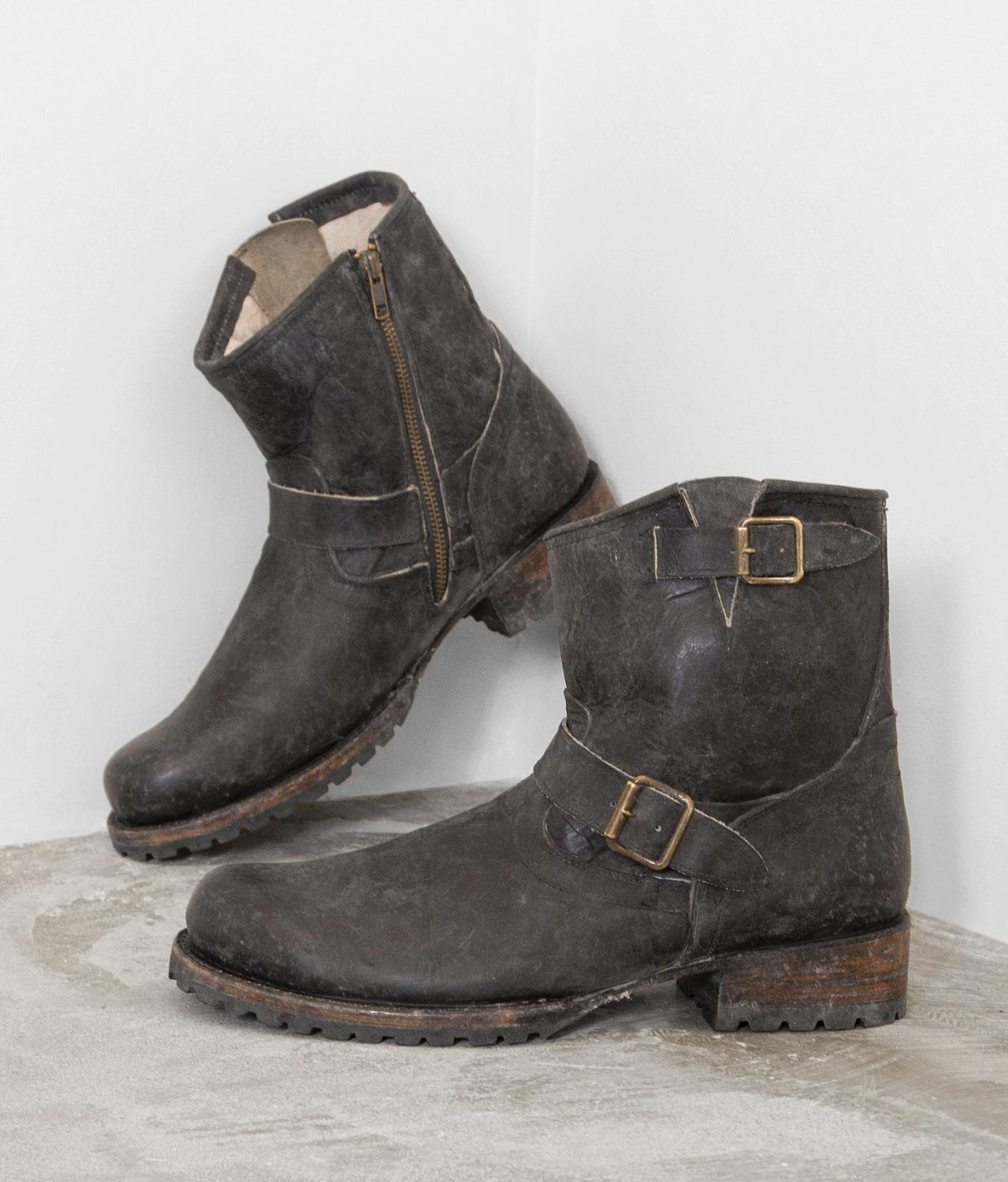 Freebird by steven engine boot from buckle men s shoes