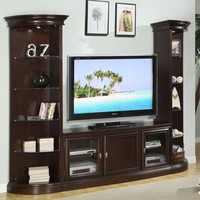 Woodbridge Home Designs Koppaz Entertainment Center