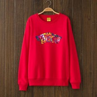 VANS Woman Men Top Sweater Pullover
