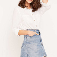 BDG Two Pocket Button-Down Shirt - Urban Outfitters