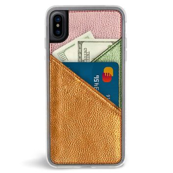 Peak Wallet iPhone X Case