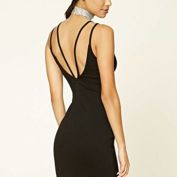Bodycon Mini Cami Dress