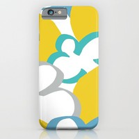 Weather mood 4 iPhone & iPod Case by Cecilia Andersson