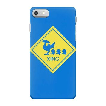 chocobo xing final fantasy iPhone 7 Case