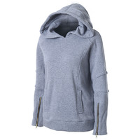 Zippers Hoodies Winter Pullover With Pocket Hats [9307395652]