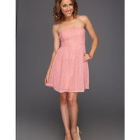 Gabriella Rocha Paulette Lace Tube Dress Pink - Zappos.com Free Shipping BOTH Ways