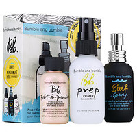 Sephora: Bumble and bumble : Wavy, Windswept Hair (Anywhere) Surf Travel Set : hair-care-sets