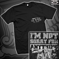 ALL IN MERCH: TSSF NOT SORRY LIVE