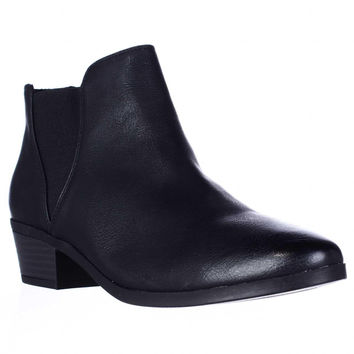 Call It Spring Moillan Chelsea Ankle Boots, Black, 7 US / 37.5 EU