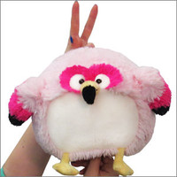 Mini Squishable Flamingo: An Adorable Fuzzy Plush to Snurfle and Squeeze!