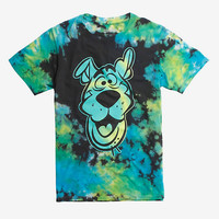 Scooby-Doo Head Tie Dye T-Shirt