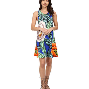 Mara Hoffman Ponte Swing Dress