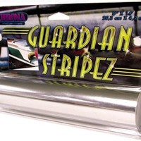 "Chrome 11852 Silver Guardian Stripe 8"" x 14' Decal"