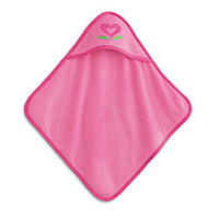 American Girl® Accessories: Basics Hoodie Towel for Dolls