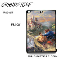 Romantic Beauty And The Beast In Their Castle For Ipad Air 2 Case YG