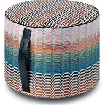 Missoni Santa Fe Seattle Cylindrical Floor Pouf | Nordstrom