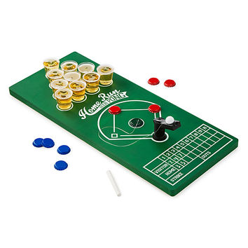 Home Run Beer Pong | Baseball Party Game