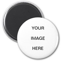 Personalized 2¼ Inch Round Magnet