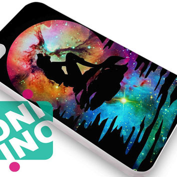 Galaxy ariel Little Mermaid iPhone Case Cover | iPhone 4s | iPhone 5s | iPhone 5c | iPhone 6 | iPhone 6 Plus | Samsung Galaxy S3 | Samsung Galaxy S4 | Samsung Galaxy S5