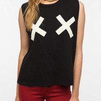 Urban Outfitters - Truly Madly Deeply X Chest Muscle Tee