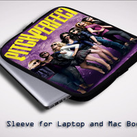 Pitch Perfect Quotes Y1244 Sleeve for Laptop, Macbook Pro, Macbook Air (Twin Sides)