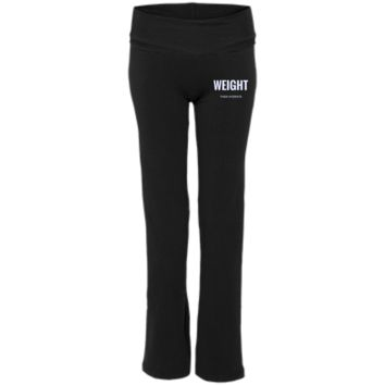 Weight Then Hydrate Yoga Pants