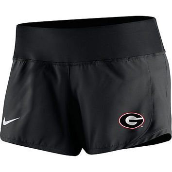 University of Georgia Bulldogs Women's Athletic Fit Shorts