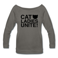 Cat Ladies Unite!